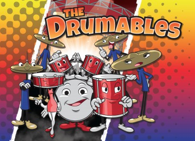 Drumables Cover